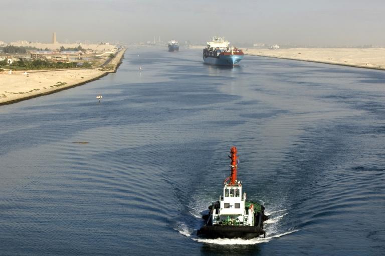 Российская промышленная зона появится в районе Суэцкого канала