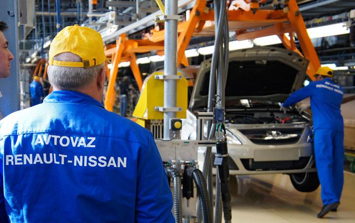 Французский концерн потерпел убытки в размере 620 млн евро от участия в АвтоВАЗе