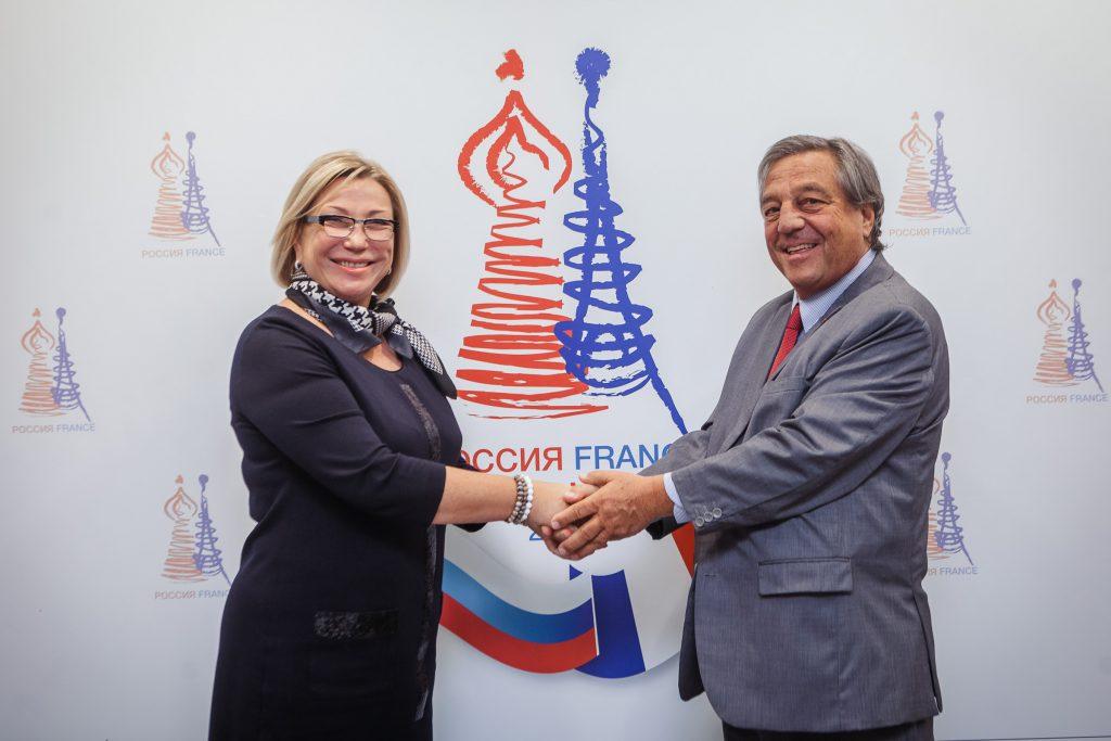 Франко-Российский бизнес-форум вЦМТ помогает налаживать деловые контакты
